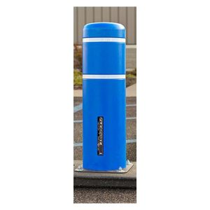 blue flexbollard system