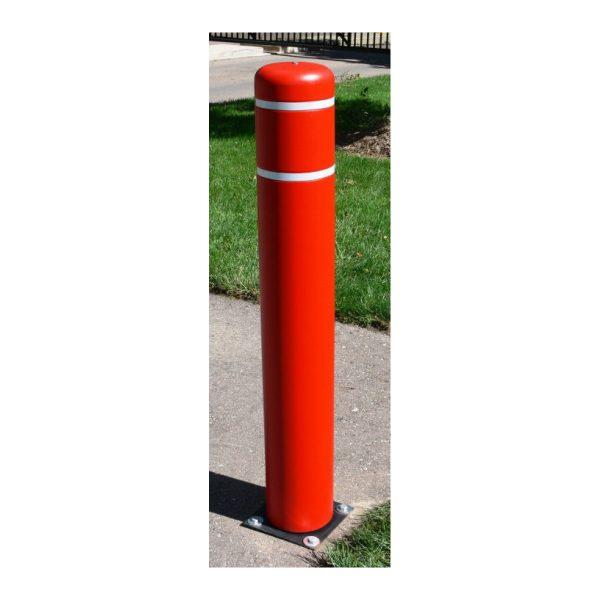 red flexbollard system