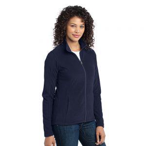 Port Authority® Ladies Microfleece Jacket