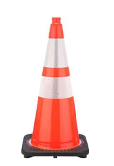 Color Traffic Cones