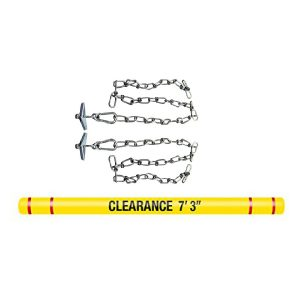 Clearance Bar, white background