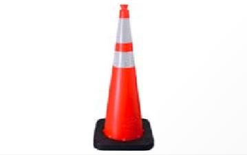 "Enviro-Cone - 36"", 10lb Orange"