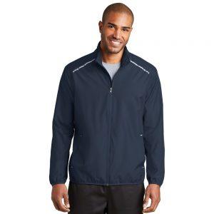 Port Authority® Zephyr Reflective Hit Full-Zip Jacket