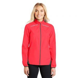 Port Authority® Ladies Zephyr Reflective Hit Full-Zip Jacket