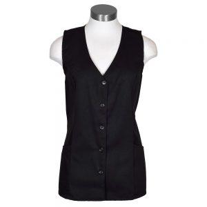 Two Pocket Women's Tunic Vest