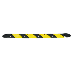 Yellow Easy Rider® Speed Bumps, white background