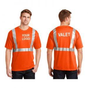 Cornerstone® – ANSI 107 Class 2 Safety T-Shirt